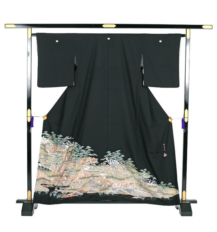蘇州刺繍 黒留袖 No.CA-1285-S_03