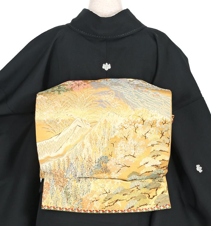 蘇州刺繍 黒留袖 No.CA-1285-S_02
