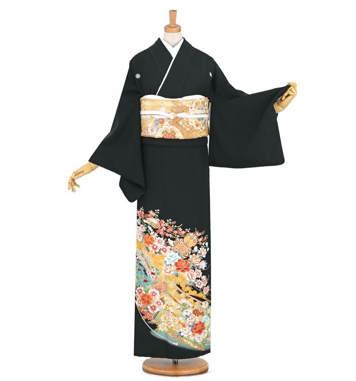 黒留袖 No.CA-1513-Mサイズ