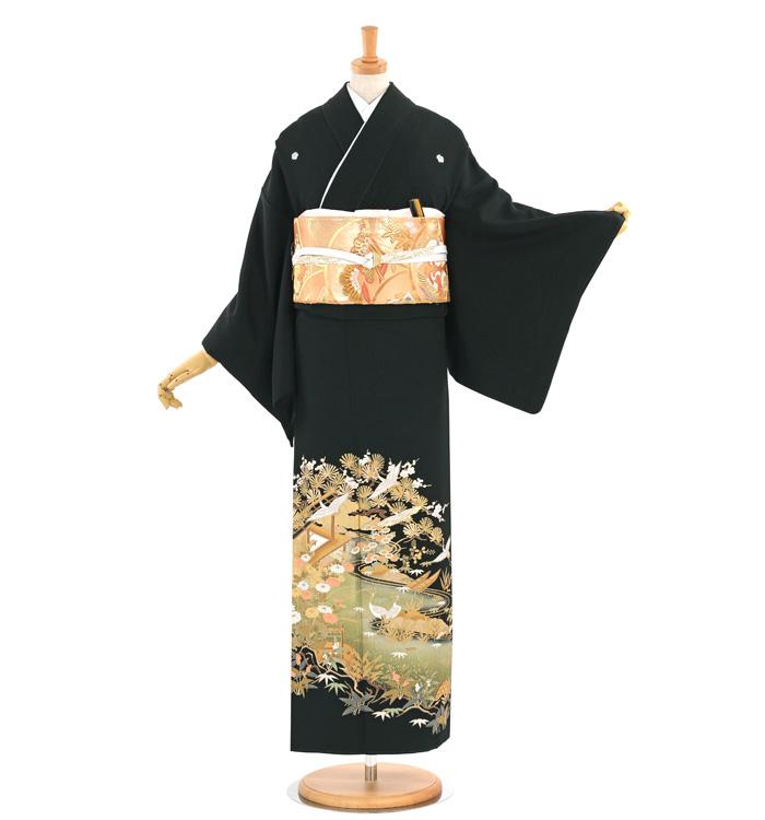 黒留袖 No.CA-1544-Sサイズ