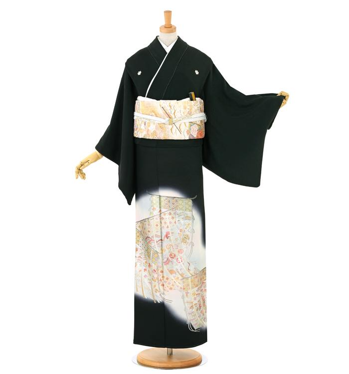 黒留袖 No.CA-1555-Mサイズ
