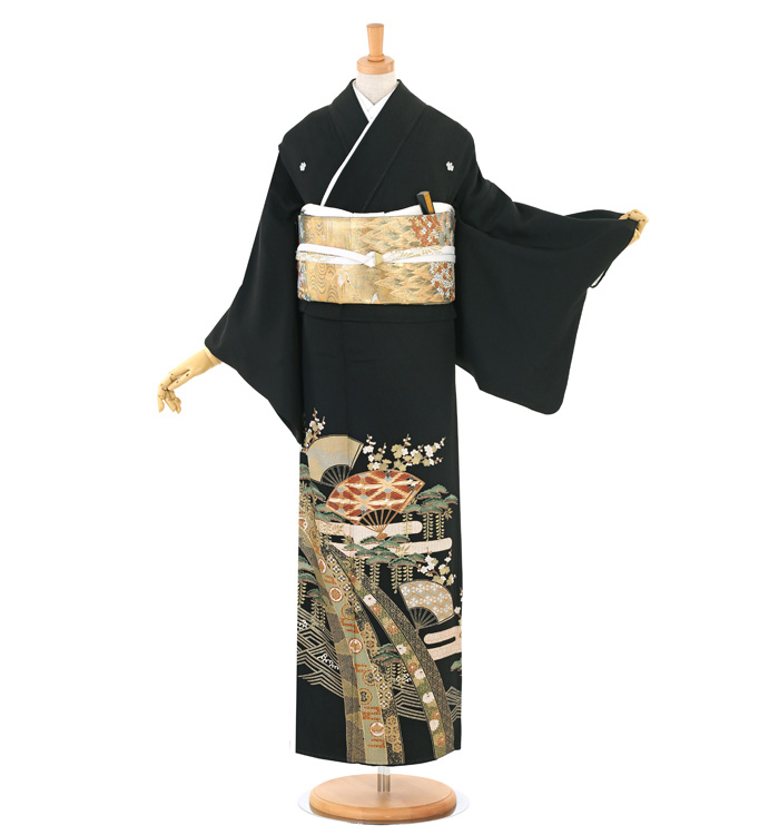 黒留袖 No.CA-1561-Mサイズ