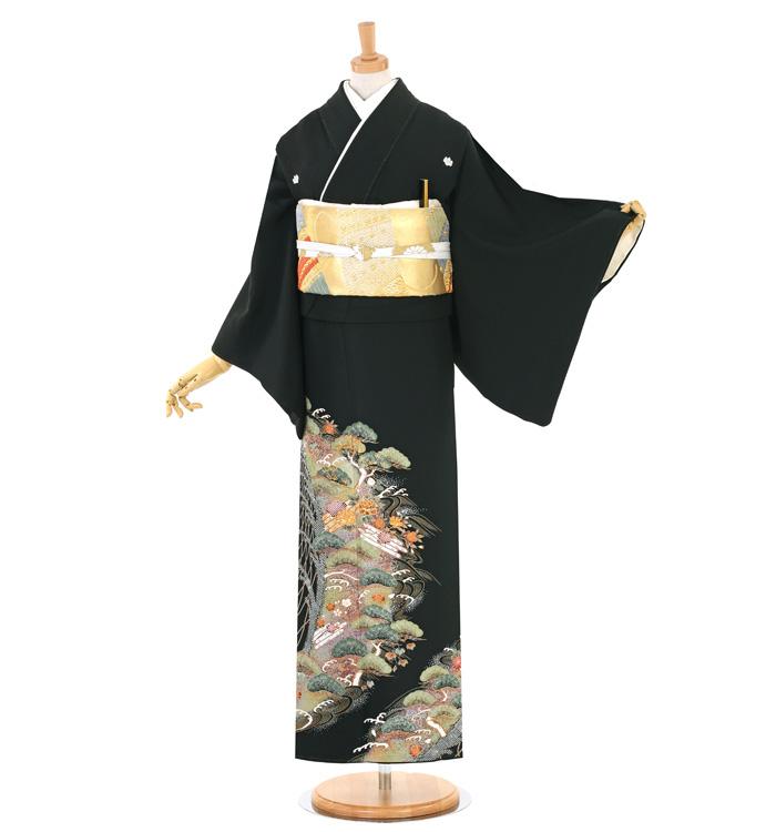 黒留袖 No.CA-1579-Mサイズ