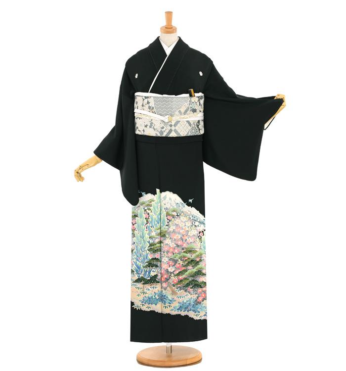 黒留袖 No.CA-1603-Sサイズ