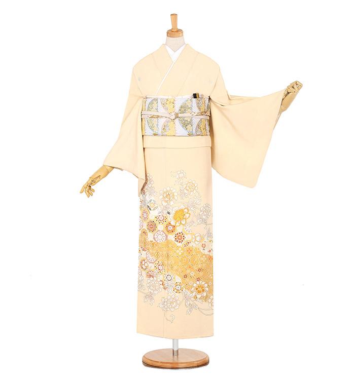 五つ紋色留袖 No.DA-0883-M
