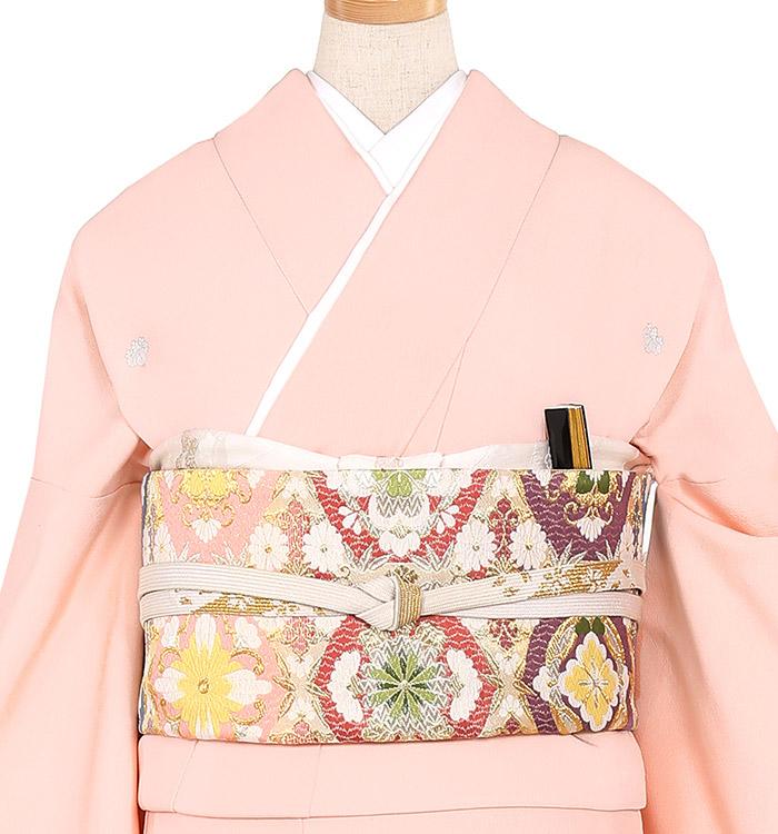 関芳 五つ紋色留袖 No.DA-0886-M_01