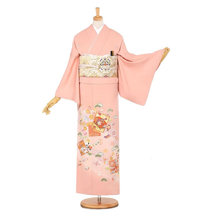 五つ紋色留袖 No.DA-0887-L
