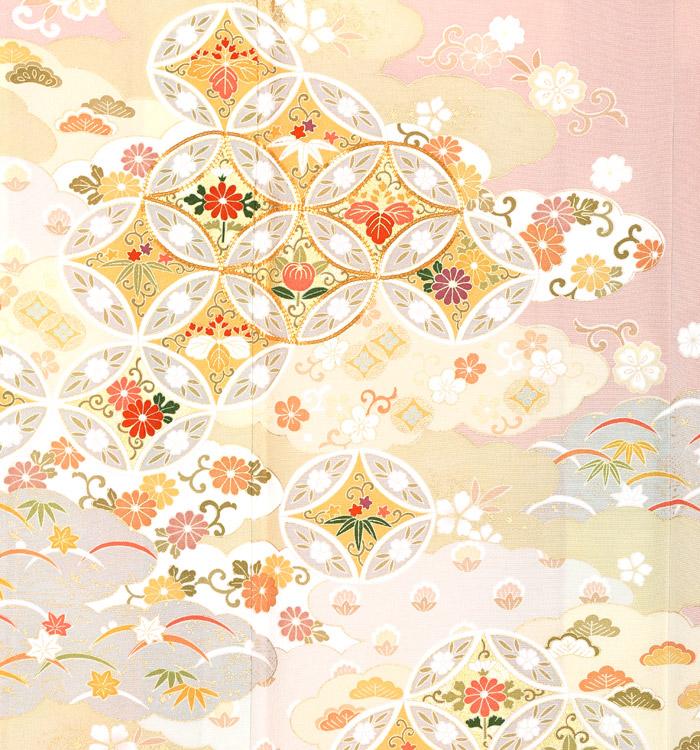 五つ紋色留袖 No.DA-0914-Mサイズ_05