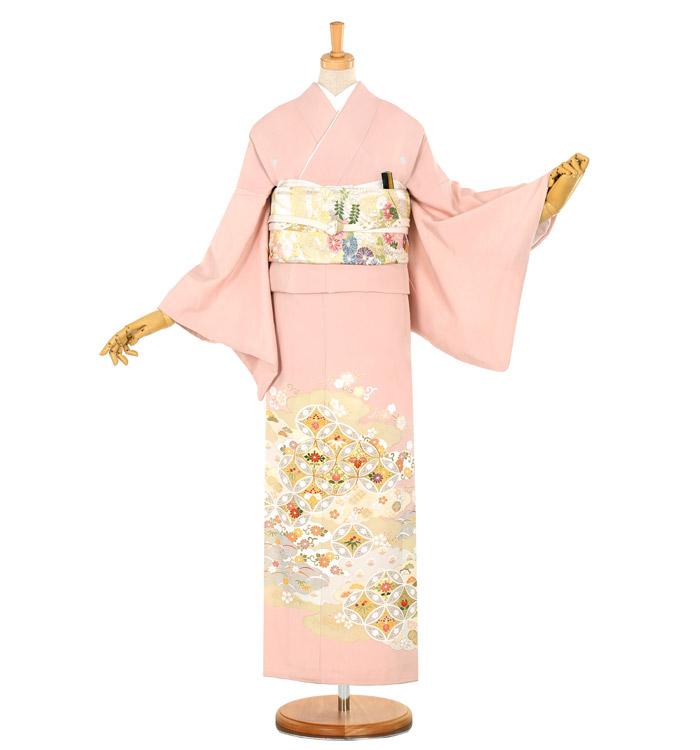 五つ紋色留袖 No.DA-0914-Mサイズ