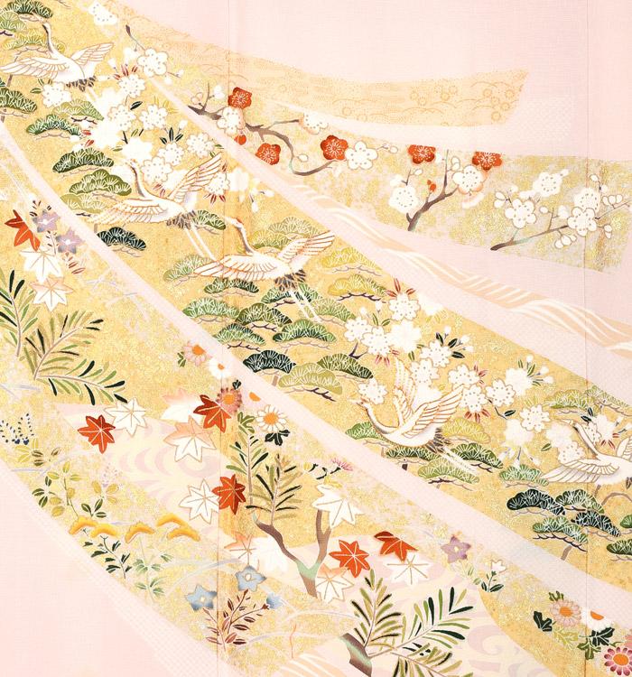 五つ紋色留袖 No.DA-0915-M_05