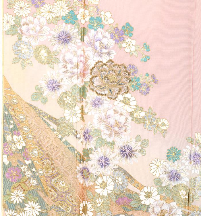 桂由美 色留袖 No.DA-0918-Mサイズ_05