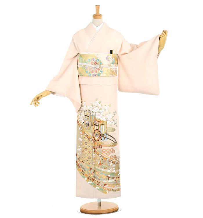 桂由美 色留袖 No.DA-0920-Mサイズ
