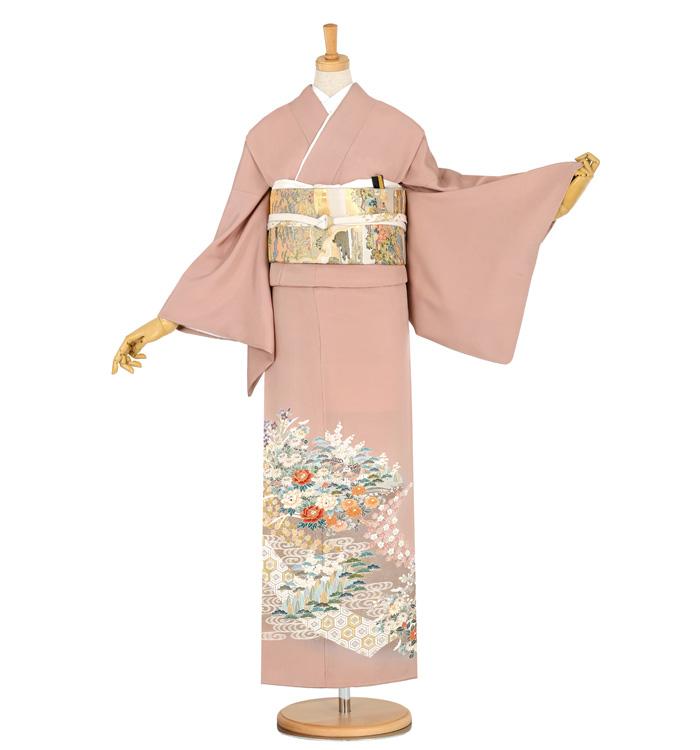 一つ紋色留袖 No.DA-0921-Mサイズ