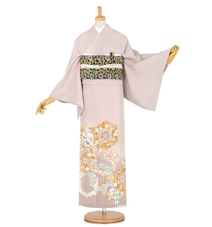一つ紋色留袖 No.DA-0922-Mサイズ