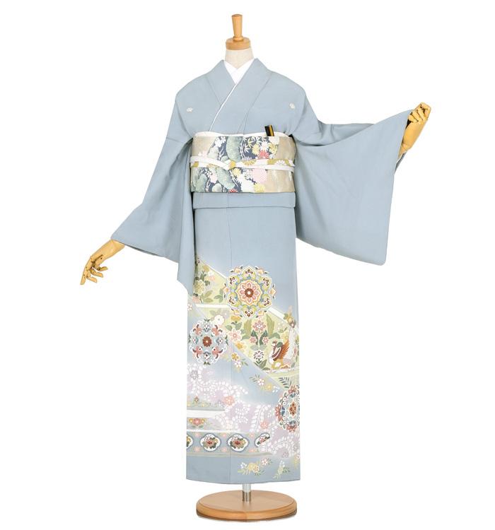 五つ紋色留袖 No.DA-0947-Mサイズ
