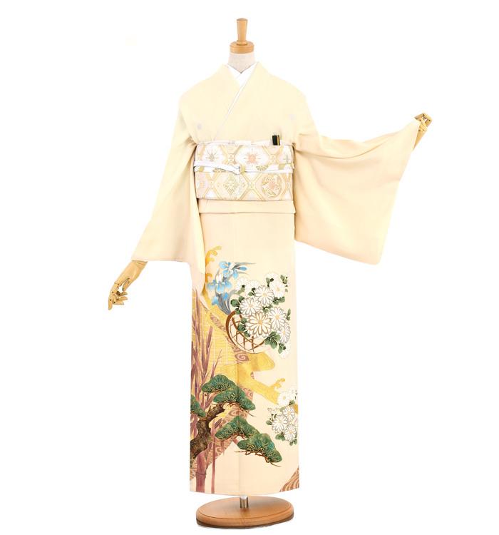トールサイズ 桂由美 五つ紋色留袖 No.DA-0955-LL