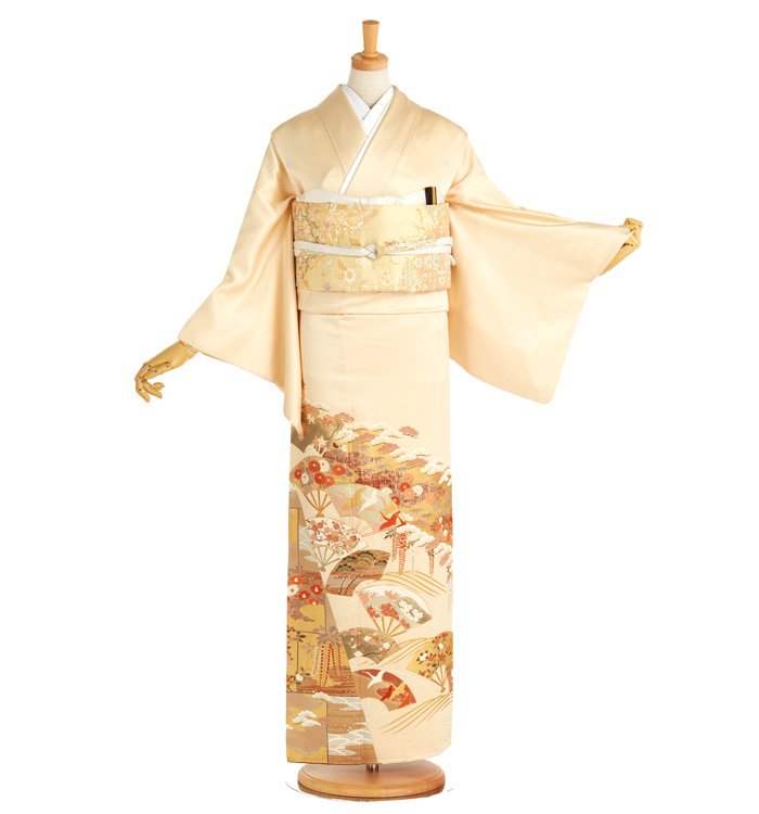 五つ紋色留袖 No.DA-0994-M