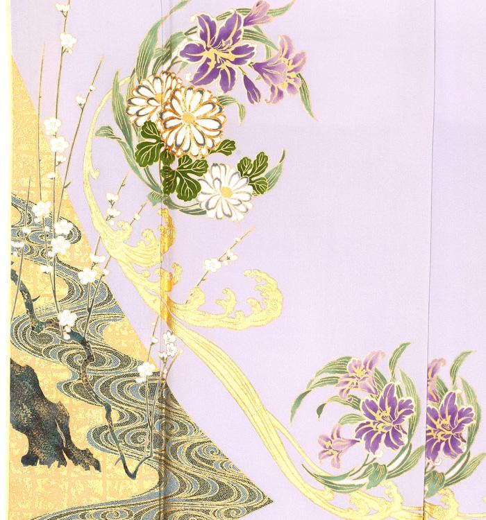 桂由美 大きいサイズ 色留袖 No.DA-1003-LOサイズ_05