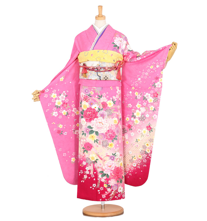 PRINCESS FURISODE 振袖 No.EA-1103-Lサイズ