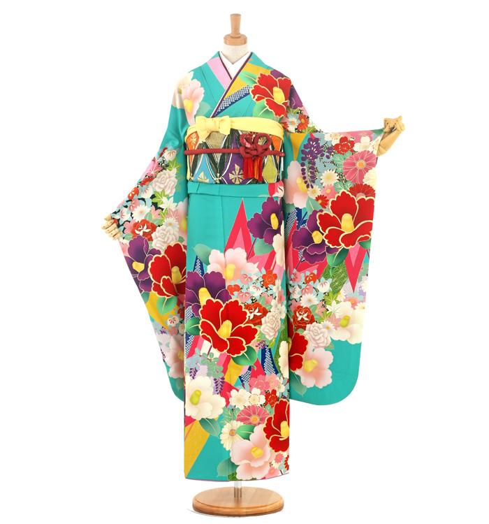 JAPAN STYLE 振袖 No.EE-1492-Mサイズ