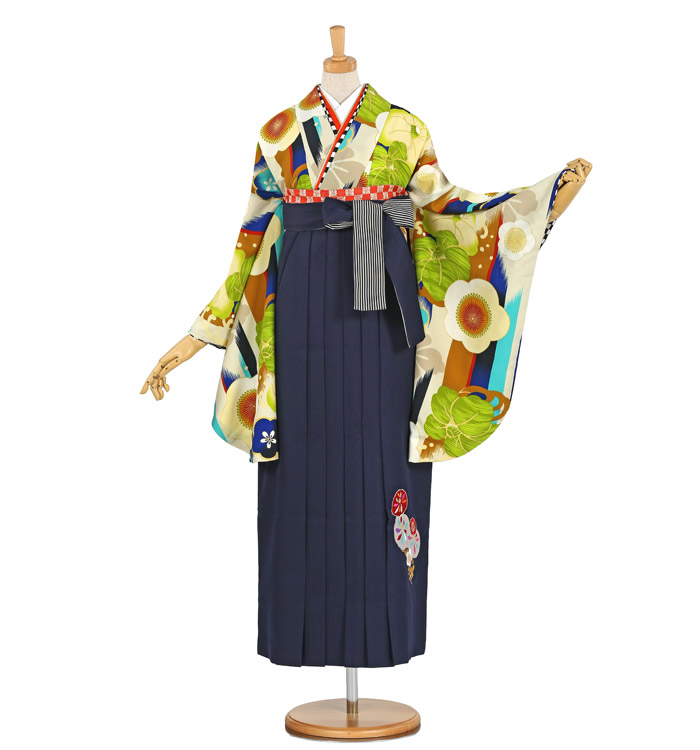 JAPAN STYLE 卒業袴 No.FE-0737-L