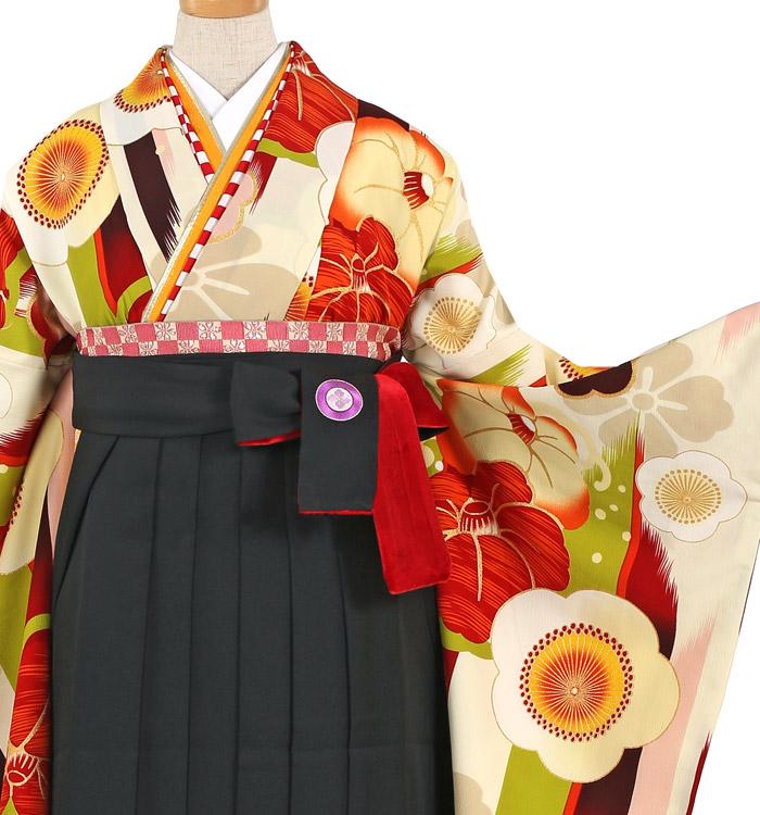 JAPAN STYLE 卒業袴 No.FE-0738-2L_01