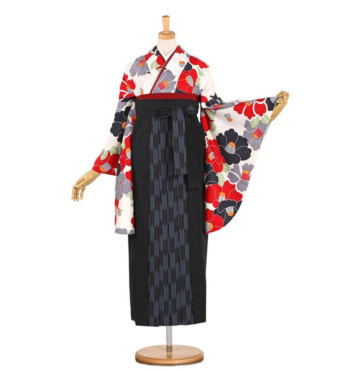 卒業袴 No.FE-0820-2Lサイズ