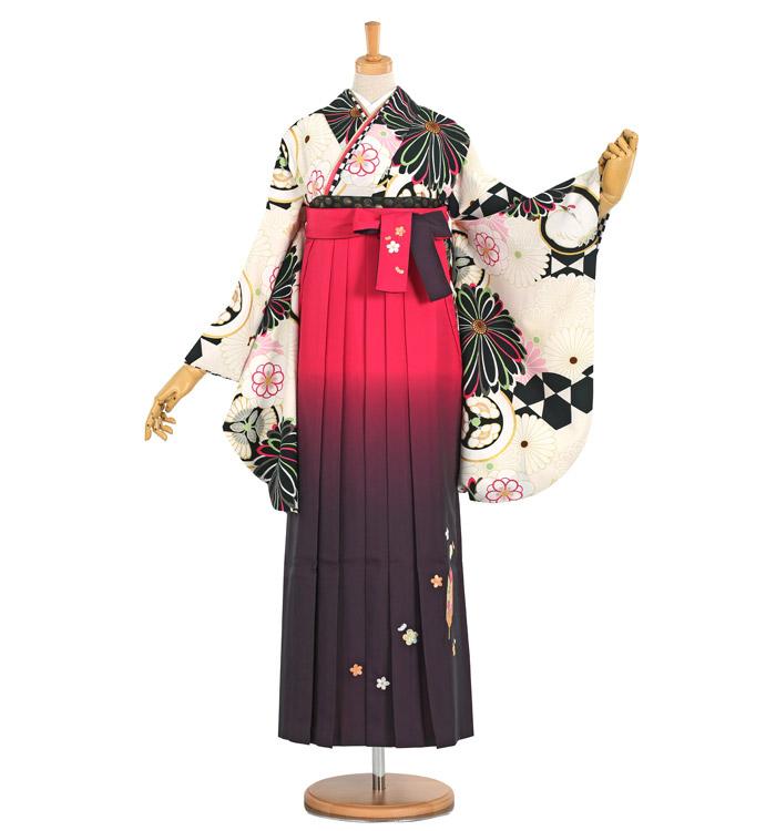 JAPAN STYLE 卒業袴 No.FE-0883-2L