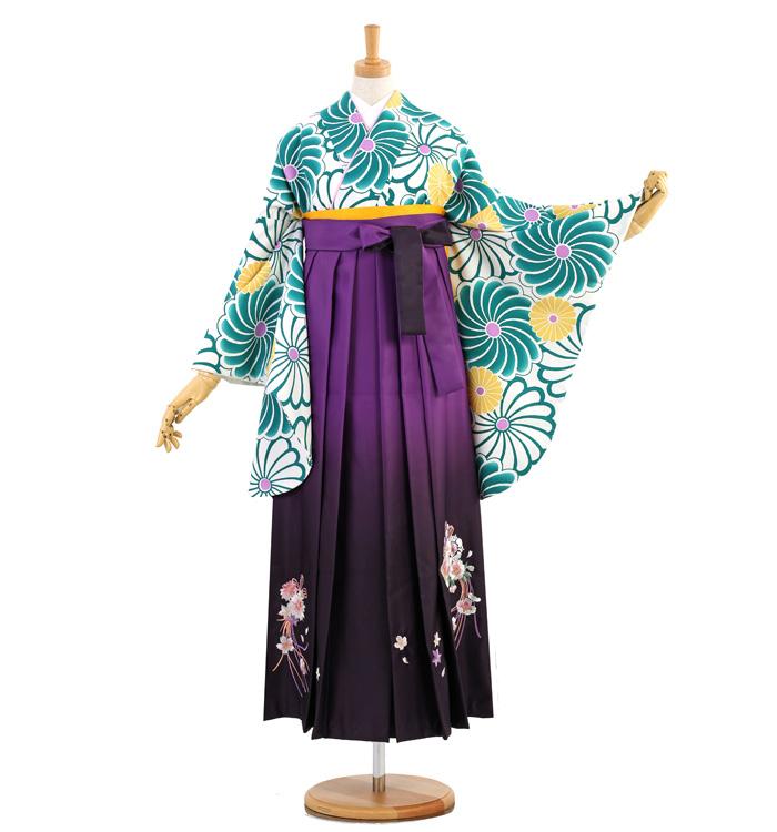 卒業袴 No.FE-1368-Lサイズ