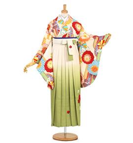 卒業袴 No.FE-1397-Lサイズ