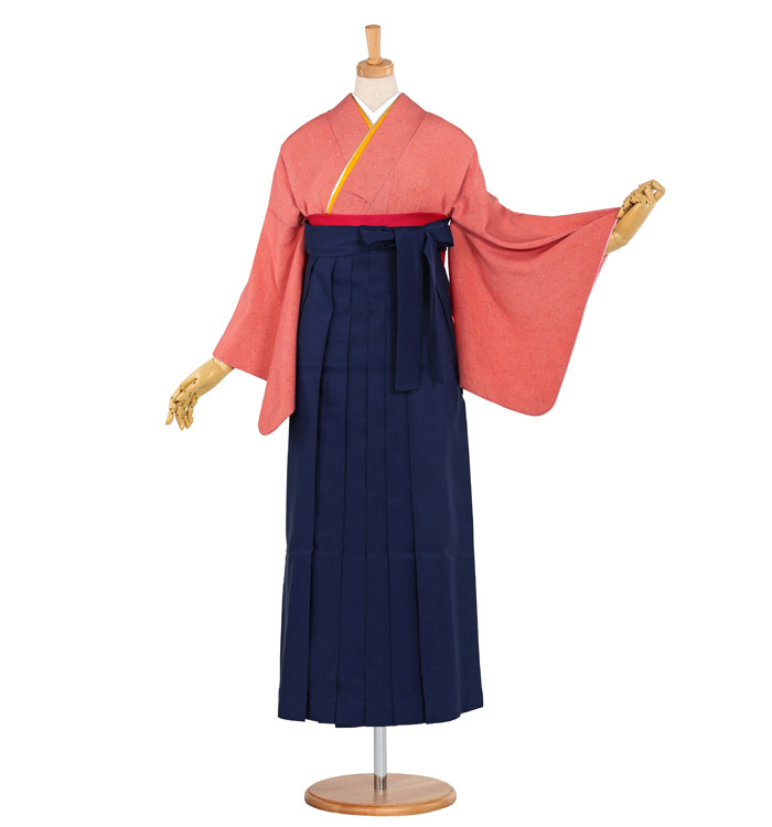 卒業袴 No.FX-0777-Mサイズ/○