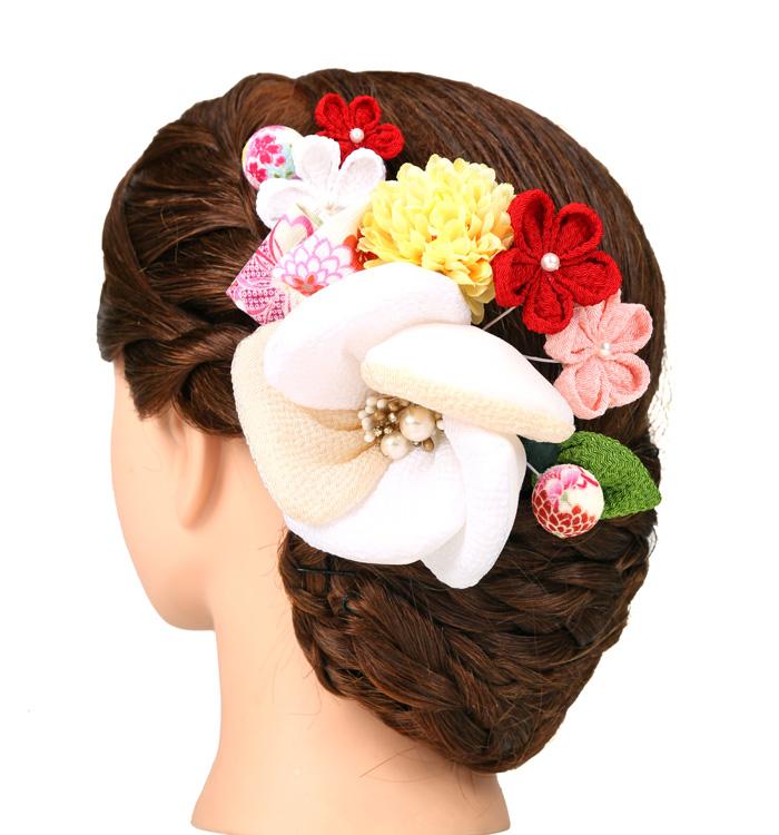 髪飾り(振袖用) No.ZA-6715-00