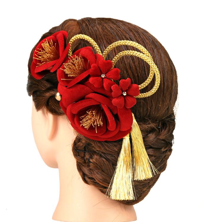 髪飾り(振袖用) No.ZA-6718-00
