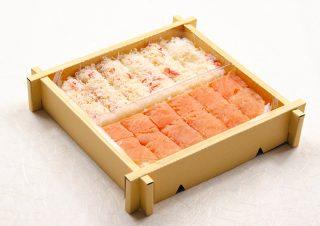 佐藤水産の石狩鮨|北の弁当工房 かな(金歳堂)
