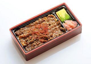 北海道産牛肉弁当|北の弁当工房 かな(金歳堂)