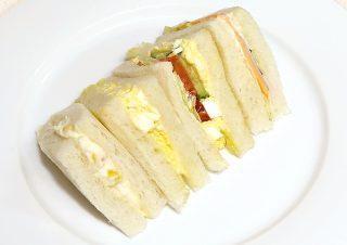 タマゴ野菜サンド|北の弁当工房 かな(金歳堂)