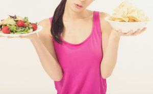 ダイエット中にはどんな食べ物を選べばいいの?