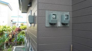 温水器からエコキュートへの取り換え(千歳市Aさま) - 施工前 | 千歳日成暖房(株)