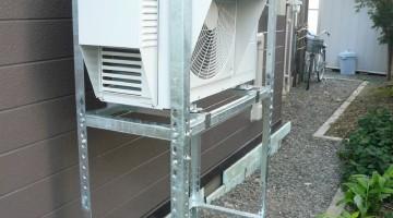 温水器からエコキュートへの取り換え(千歳市Aさま) - 施工後 | 千歳日成暖房(株)