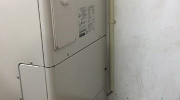 温水器からエコキュートへの取り換え(恵庭市Mさま) - 施工後   千歳日成暖房(株)
