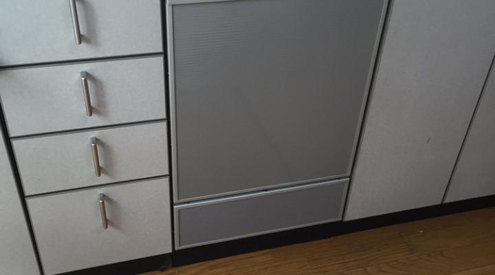 食器洗い機の取り換え(千歳市Tさま) - 施工後 | 千歳日成暖房(株)