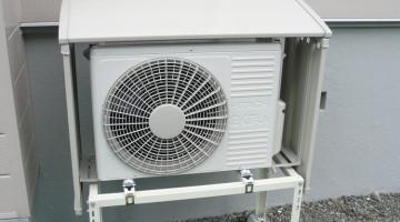 エアコンの新規取り付け(千歳市K様) - 施工後 | 千歳日成暖房(株)