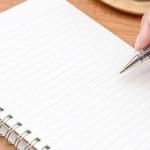 転職する際に知っておきたい履歴書の書き方