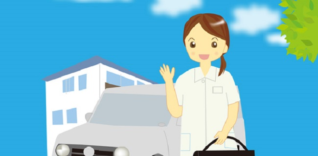 訪問看護師について【求人や仕事内容、平均給与とは?】