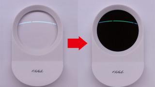 ステイ店レンズ体験コーナー(3)調光レンズ