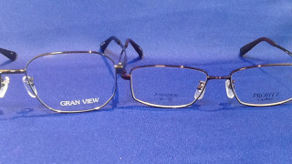 メガネのサイズの話。