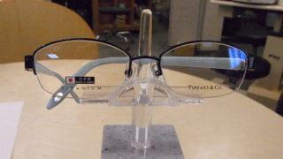 TIFFANY & Co.【メガネもあるんです!】