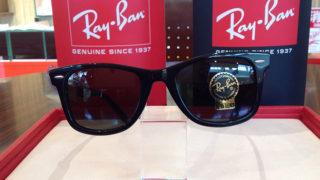 【売れてます】Ray-Banサングラス BEST3!