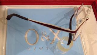O&X New York 新作のご紹介