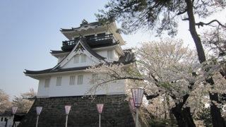 お花見観光 in 秋田